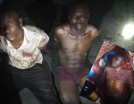 Man hacked to death over alleged eyeing of married woman in Delta