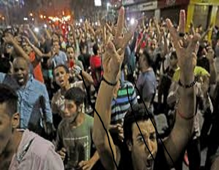 More than 1,100 protesters arrested after demonstration in Egypt