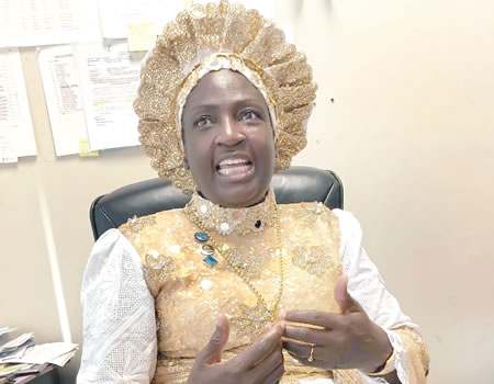 I was once homeless, my husband spent days on hospital bed —Esther Ajayi