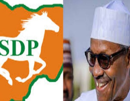 NigeriaAt59: Focus more on security, mass unemployment, others, SDP tells Buhari