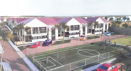 Westlink Iconic Villa: Another reinforcement in Odu'a Investment's real estate development