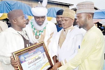 Islamic group honours  Oyetola's aide, 11 others