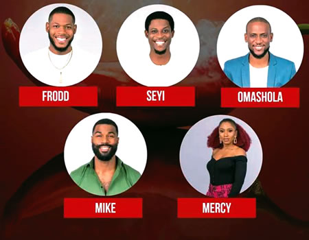 BBNaija: Who wins N60m on Sunday?