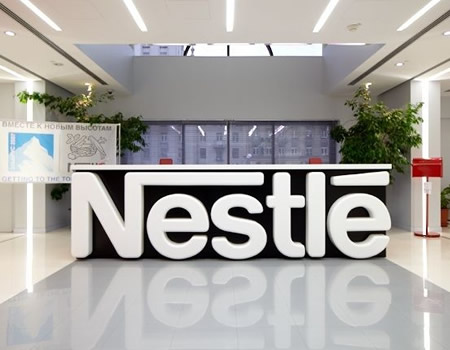 revenue, Nestle