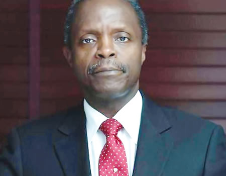 We will partner private sector to establish industrial processing zones ― Osinbajo