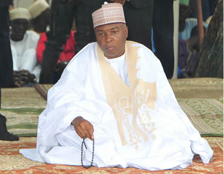Sallah: Insecurity affecting foreign, local investment in Nigeria ― Saraki