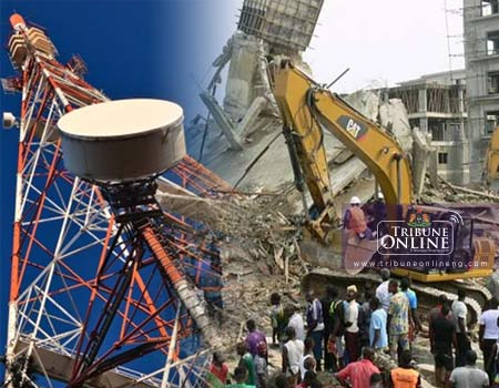 NCAA begins demolition of illegal telecommunication masts