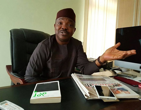 Senators who support FG's bid to take over rivers and river banks won't be welcome at home —Odumakin » Interview » Tribune Online