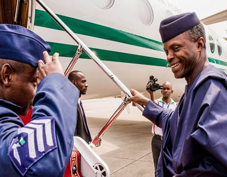 Osinbajo jets to Norway for Nordic-African Business summit