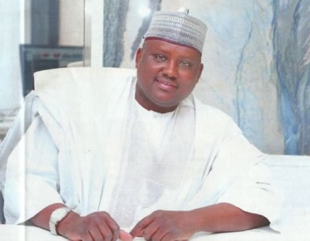DSS confirms Maina's arrest, says 20-year-old son resisted his arrest with a gun