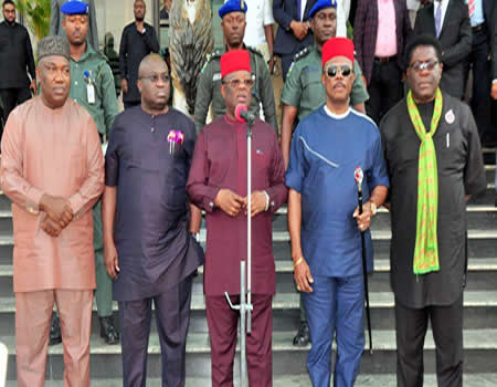Group backs SouthEast Govs, warns against plot to install Emir in Igboland