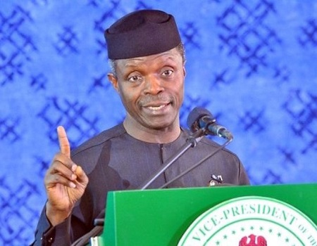 Report on Buhari directs Osinbajo to seek approvals for agencies false ― Presidency