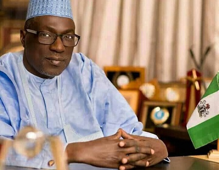 Buhari condoles with Makarfi on father's death » Latest News » Tribune Online