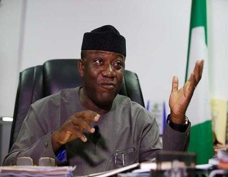Fayemi declares open sensitisation lecture on technical education