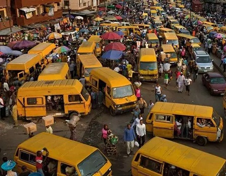 Lagosians, Lagos, state world's worst cities