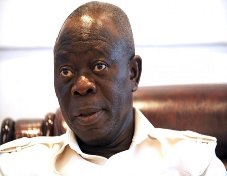 Our members fought dirty in Rivers, Oshiomhole confesses