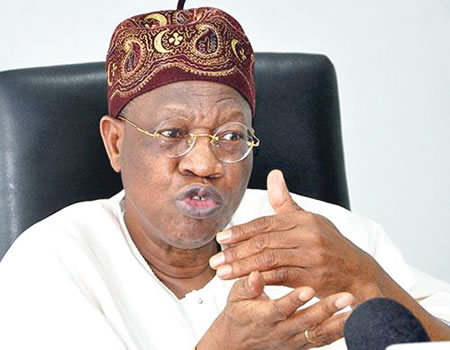 Lai Mohammed To Appear In Court Over N2.5bn NBC Fraud Case — ICPC