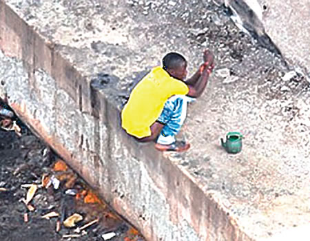 Over 10 million Nigerians defecate openly ― UNICEF, WHO