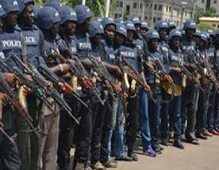 Police arrest notorious armed Robbers, recovers two AK-47 Riffles, 174 Ammunition in Bayelsa