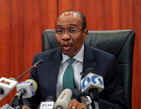 CBN to increase banks' recapitalisation ― Emefiele