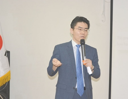 Envoy assures bi-monthly Korean Movie premier in Nigeria