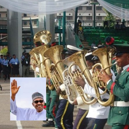 BREAKING: June 12: Buhari, others arrive Eagles Square for Democracy Day celebration – Latest News – Tribune Online