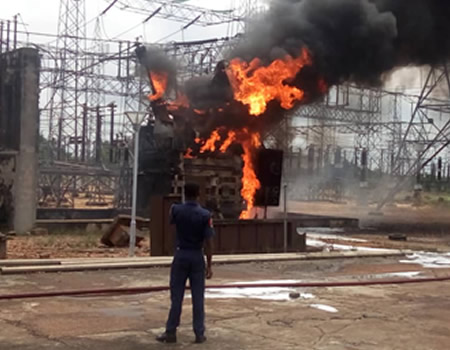 High Voltage: National grid suffers another collapse as TCN blames DisCos » Latest News » Tribune Online