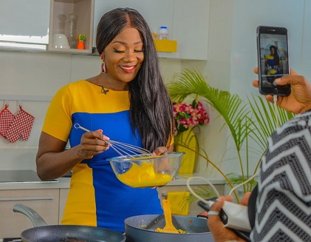 Nollywood actress, Mercy Johnson, set to launch new kitchen talk show – Entertainment – Tribune Online