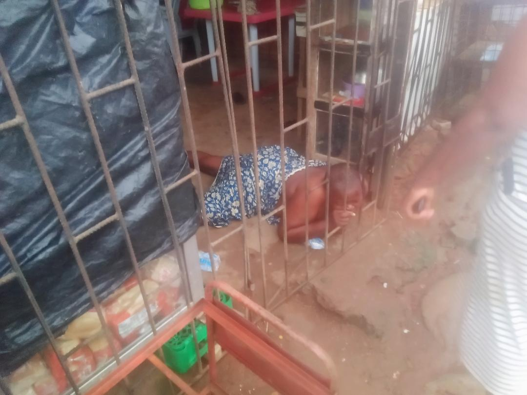 58-year-old food vendor electrocuted in Lagos (photo)