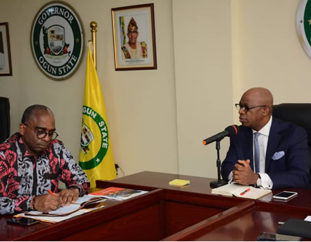 Ogun partners AfDB, NEPC, CBN, China on agric export