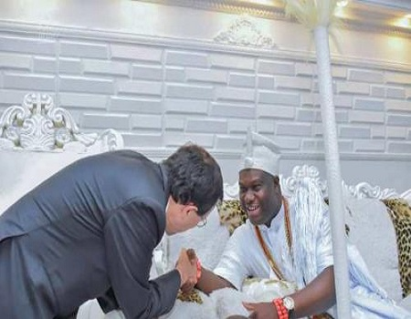 Invest in humanity, not nuclear weapons, Ooni urges world leaders