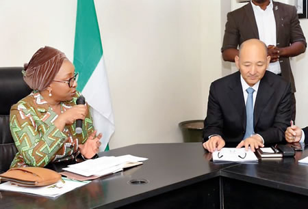 Nigeria, China to strengthen bilateral relation to curb illegal wildlife trade