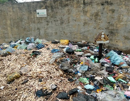 Epidemic looms as waste, filth beseige Apapa port