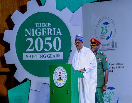 Few people in five states holding Nigeria's wealth ― Buhari