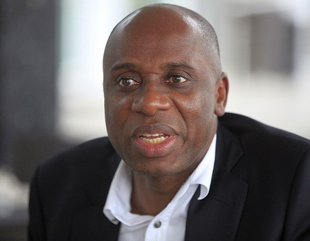 CRCC to construct, manage $3.9bn Abuja-Itakpe-Warri rail line, seaport for 30yrs  ― Amaechi